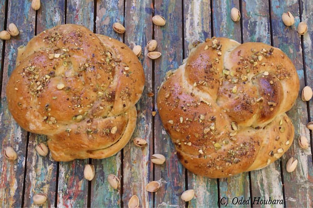 לחם שיפון יוגורט
