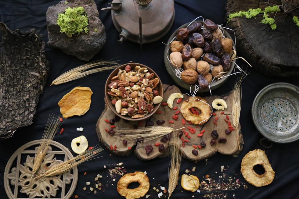 מה בריא בפירות מיובשים, ואיך לשלב או