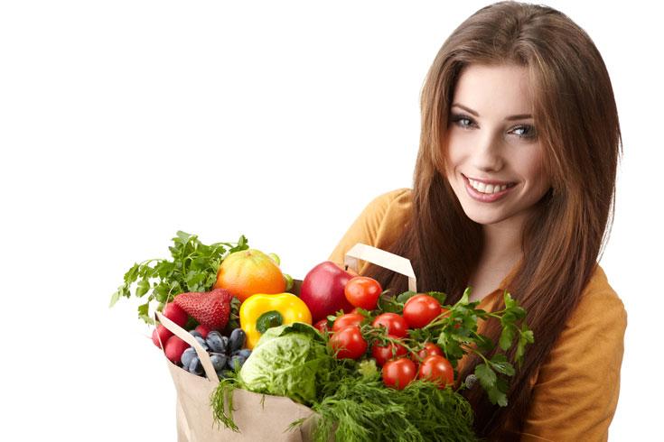 הלילה הזה כולו ירקות: דיאטה צמחונית