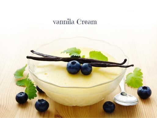 קרם וניל (פטיסיאר) אמיתי -Pâtissier cream
