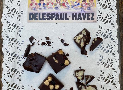 שוקולד מריר בריא בטאץ' אישי