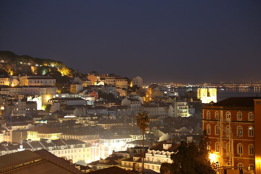 Lisbon, photo by Oded Houbara