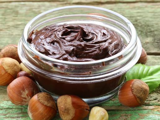 ממרח שוקולד אגוזים טבעי ובריא