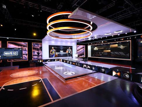 Tencent Media NBA Studio