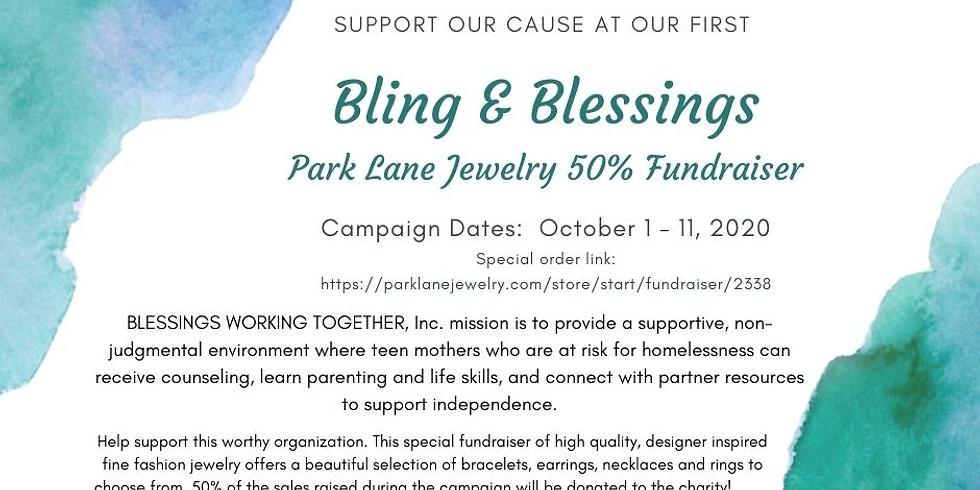 Bling & Blessings Fundraiser
