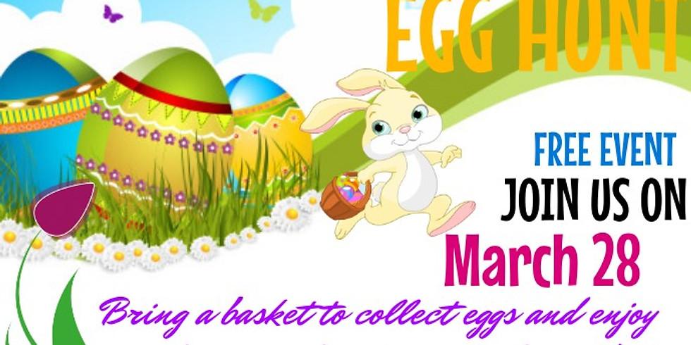 Collaborative Easter Egg Hunt