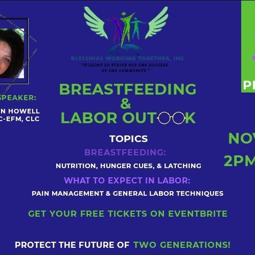 Breastfeeding & Labor Outlook
