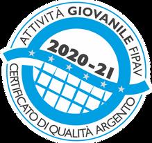 PREMIATI ANCORA CON IL CERTIFICATO QUALITÀ' D'ARGENTO 2020-21