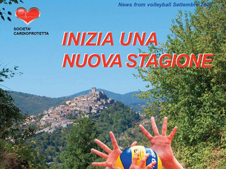 VOLLEY TIME  SETTEMBRE 2020