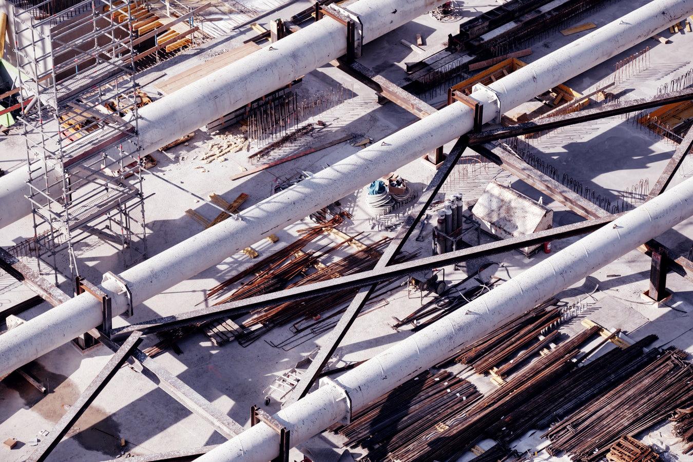 Construction Site Survey Project