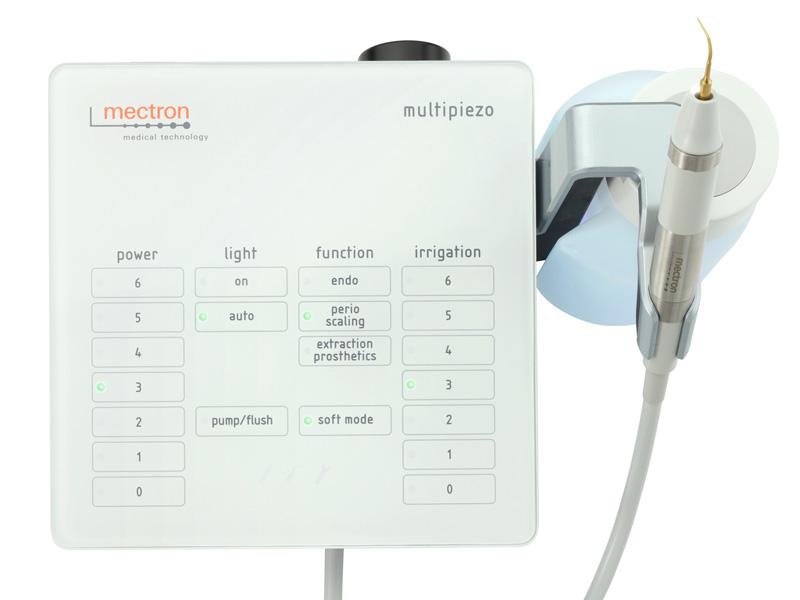 Multipiezo Touch White