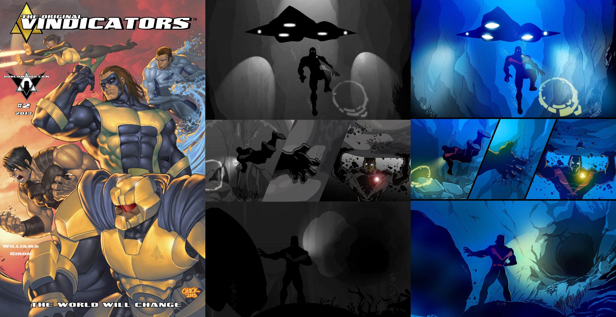 Original Vindicators #2