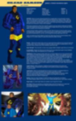 Gilead character profile