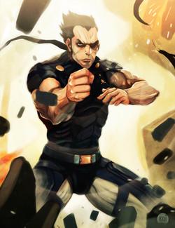Seismic Fist