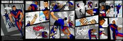 Pages from Original Vindicators #0