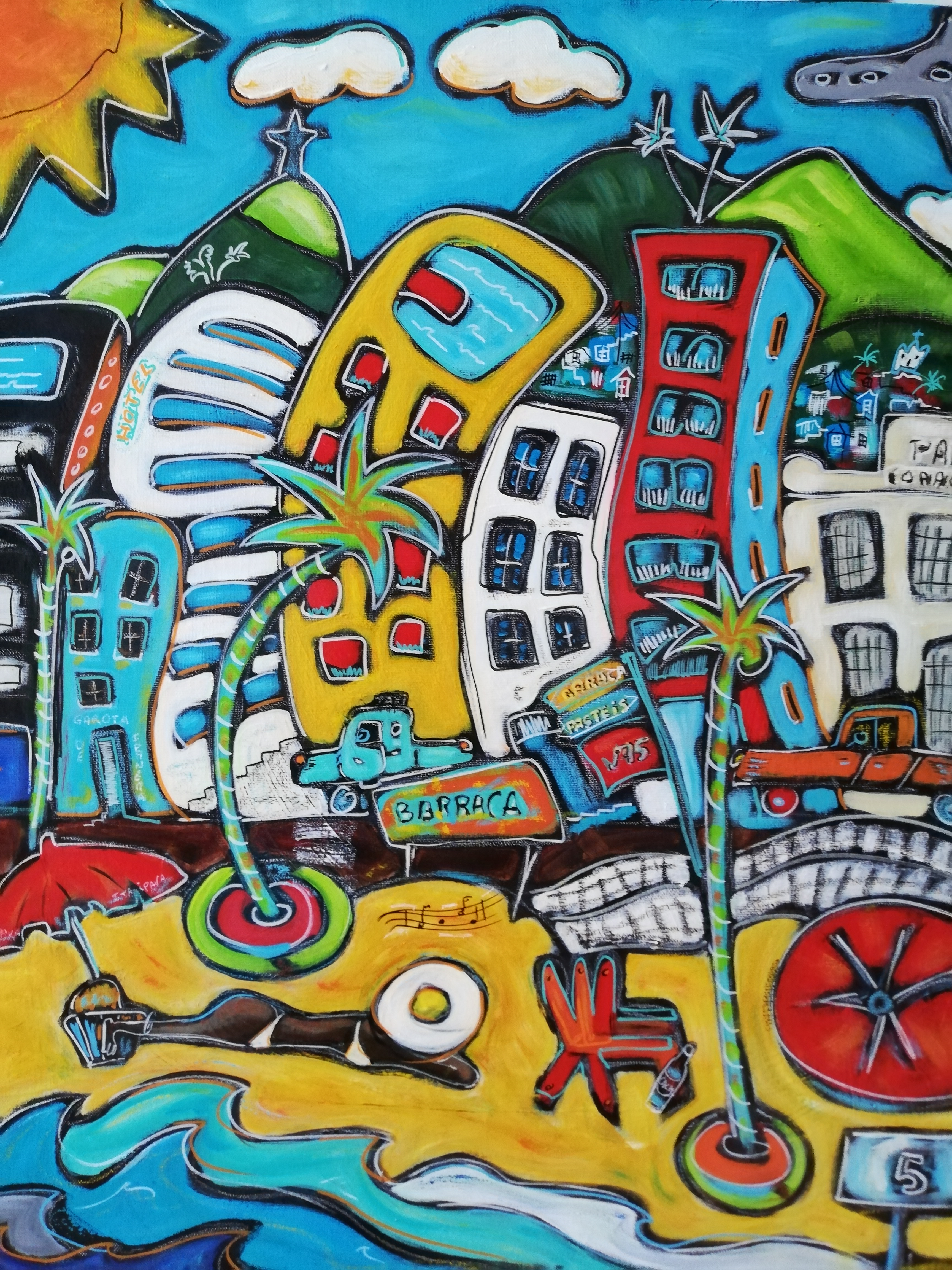 Copacabana (12F)(réservé)