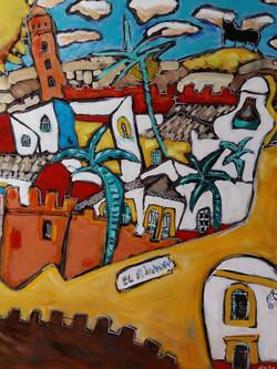 La Juderia, Séville (vendu)