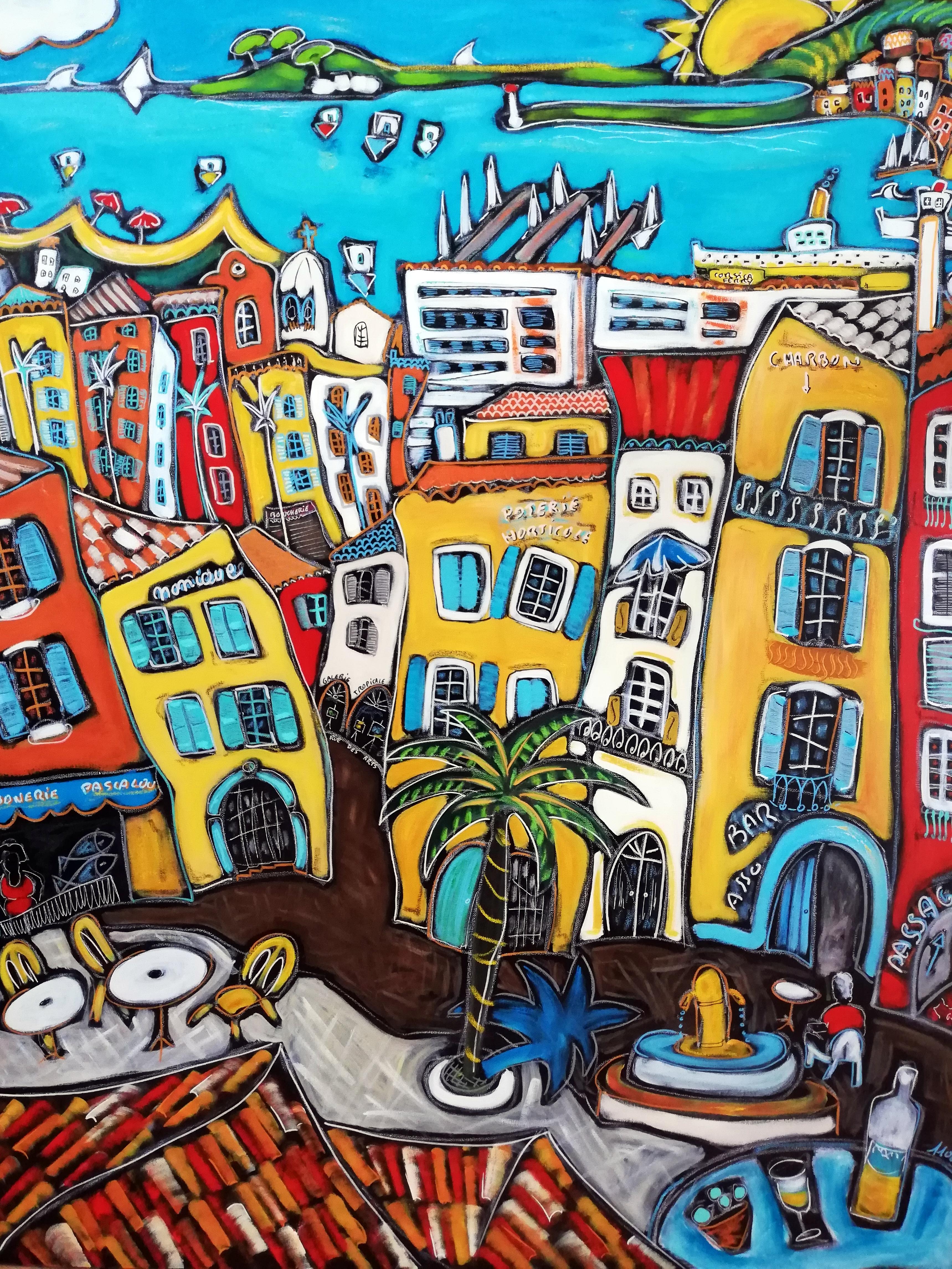 La Basse Ville(30F) (dispo)