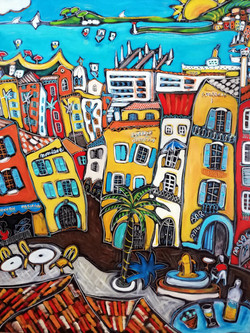 La Basse Ville(30F) (vendu)