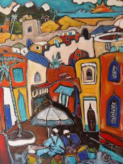 Dans la medina(30F)(dispo)