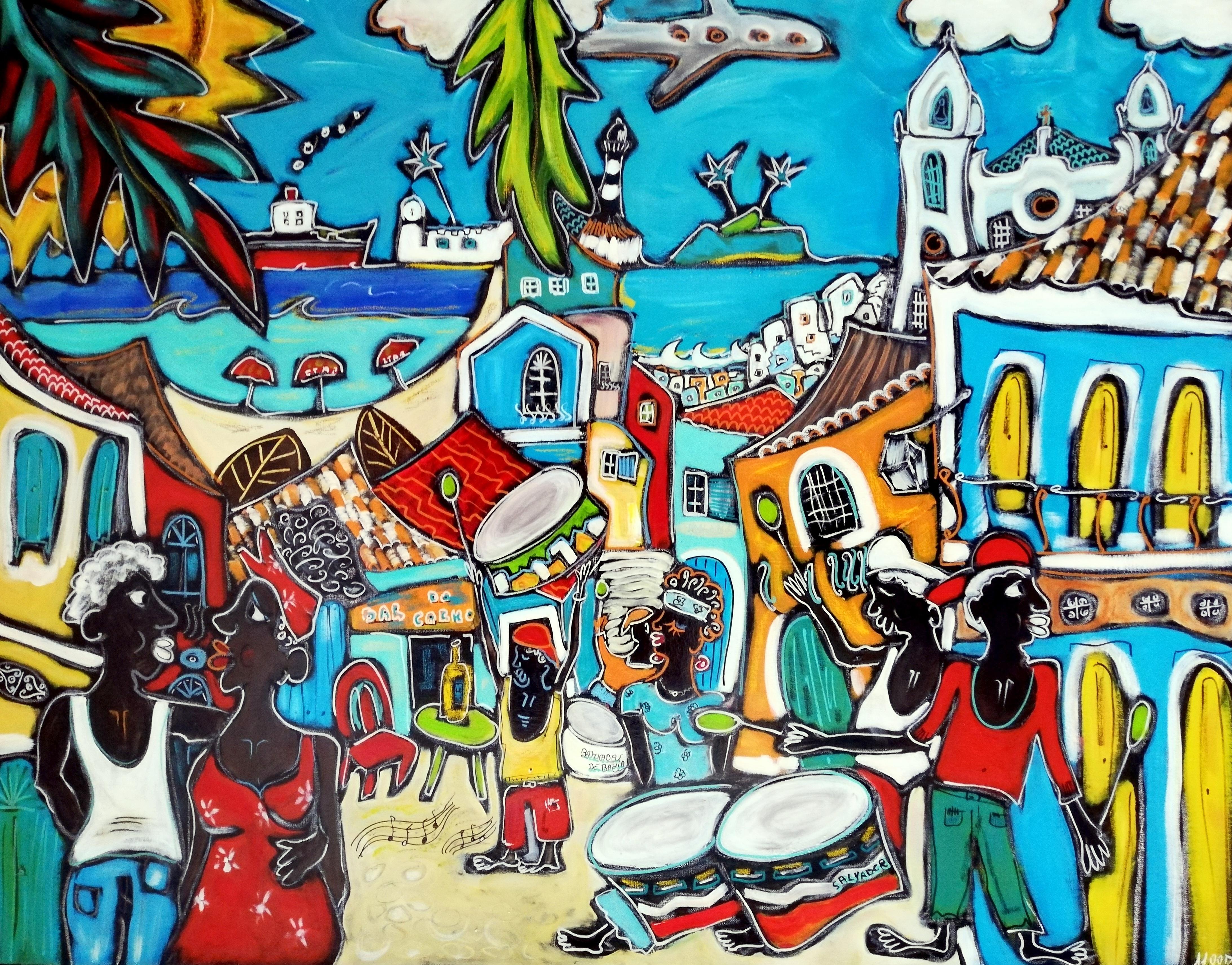 Batucada de Bahia(30F) (1600 euros)