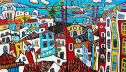 Fado y Saudade (130x81)(vendu)