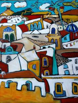 Séville, les toits (dispo)
