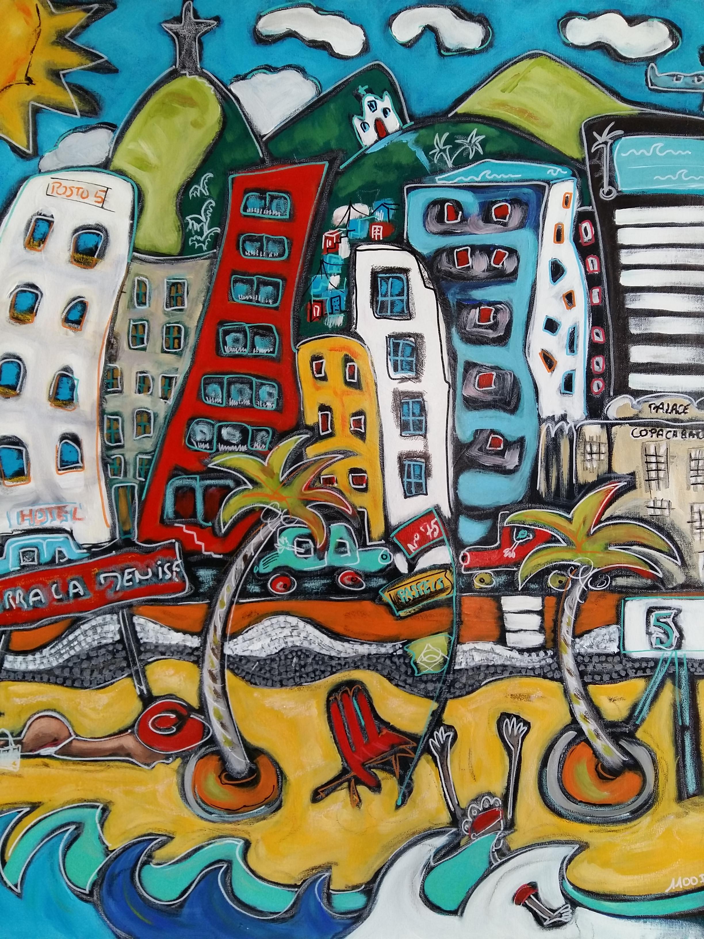 Poste 5 (Copacabana)(20F) (dispo)