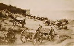 The ammunition carts at Gallipoli.jpg