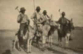 The Donkey Polo Team - Guy Haydon Jack D