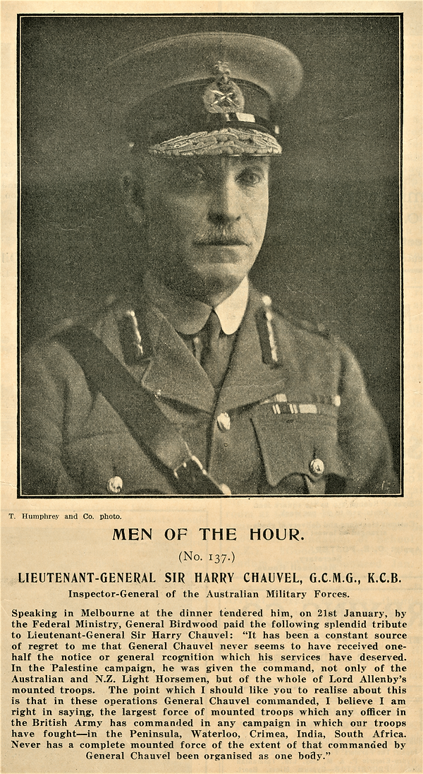 Inspector-General Harry Chauvel.png