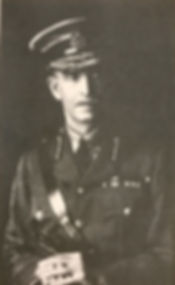 Portrait of Lieutenant-General Sir H G Chauvel, GOC, Desert Mounted Corps and Australian Imperial Force