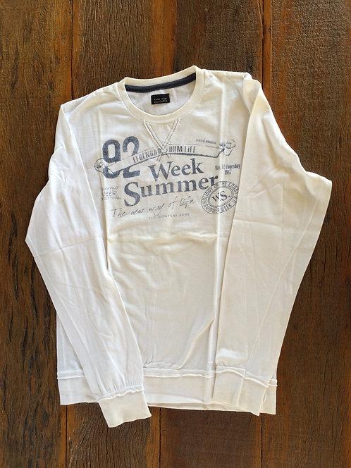 Camiseta manga longa Zara (Pouco Usada)