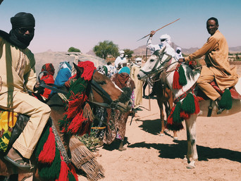 COMUNIDADE NÔMADE NO CHADE // NOMADIC COMMUNITY IN CHAD