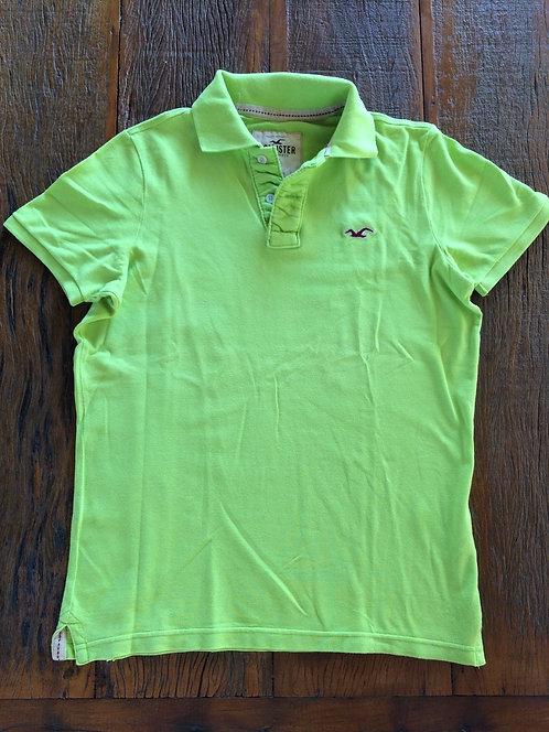 Camisa Pólo Hollister (Pouco Usada)