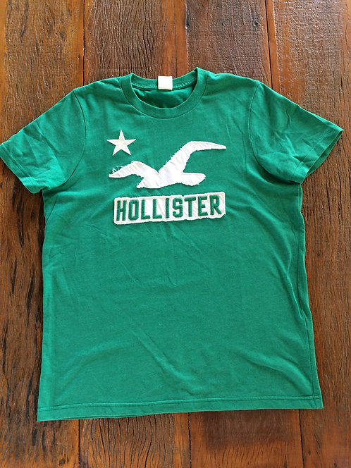 Camiseta Hollister (Pouco Usada)