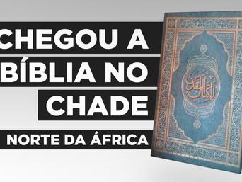 Lançamento da Bíblia completa no Chade 🇹🇩
