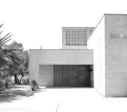 Iglesia de San Andrés.  Zaragoza