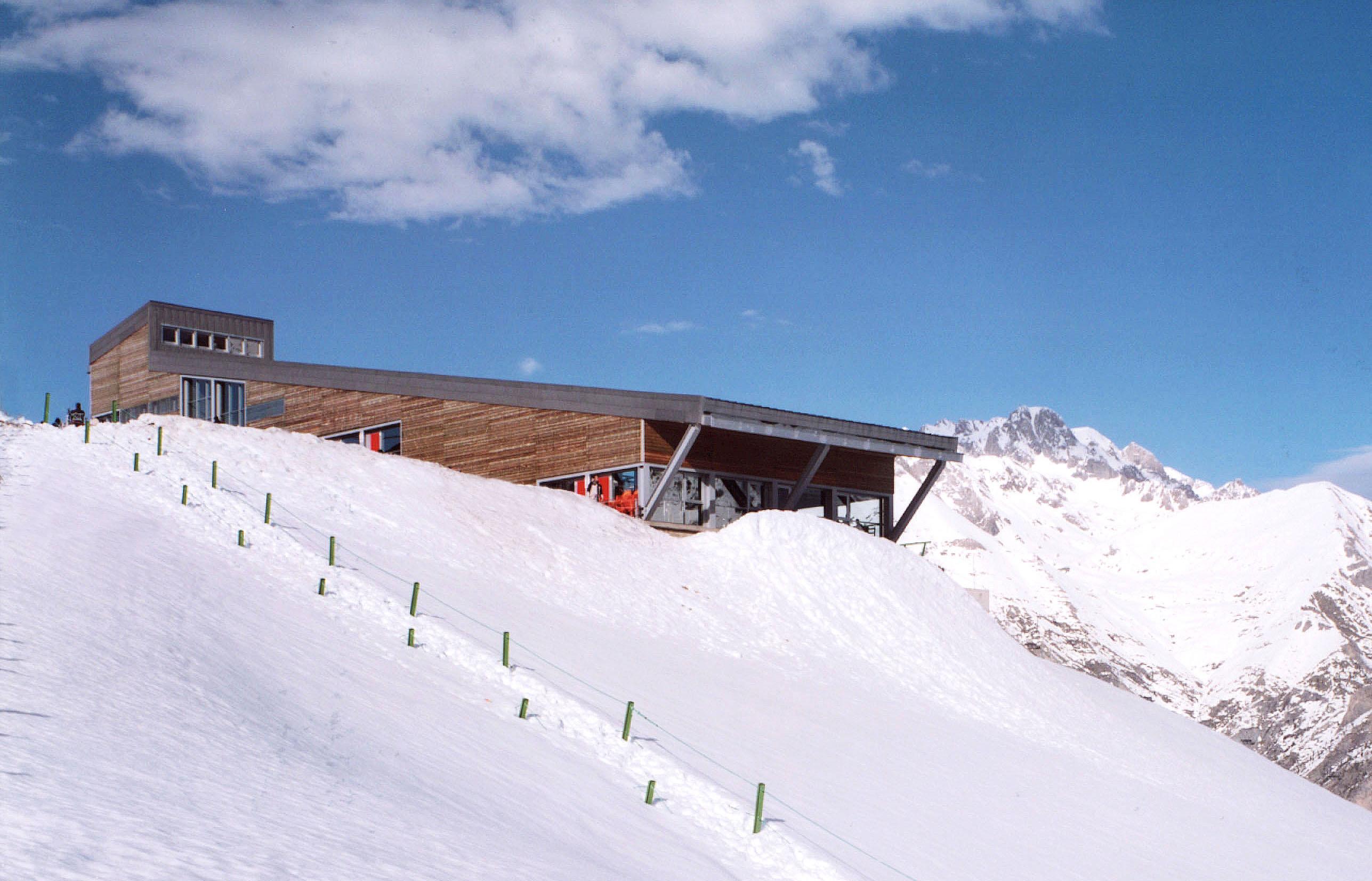Estacion Esqui Panticosa