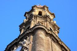 Torre de La Seo Zaragoza