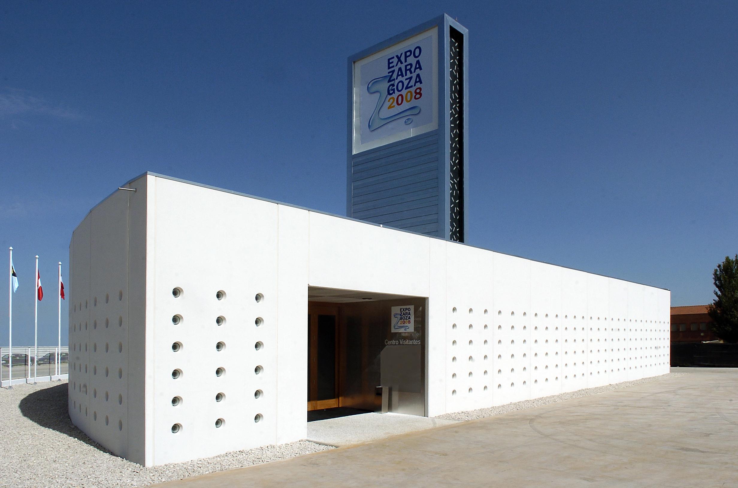 Centro Visitantes EXPO 2008