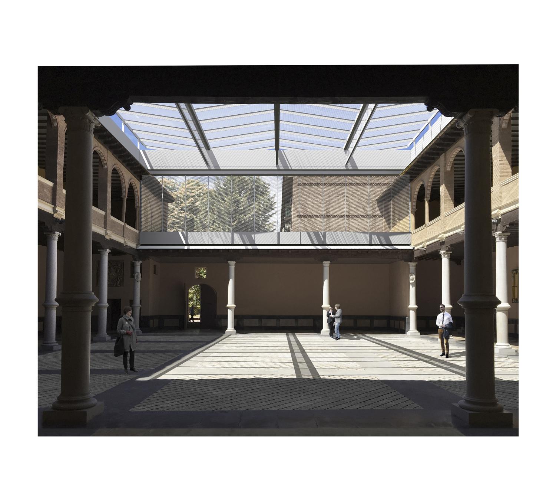 Concurso Palacio Eguarás, Tarazona
