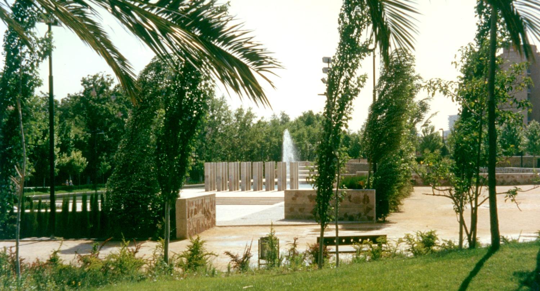 Parque Delicias Zaragoza