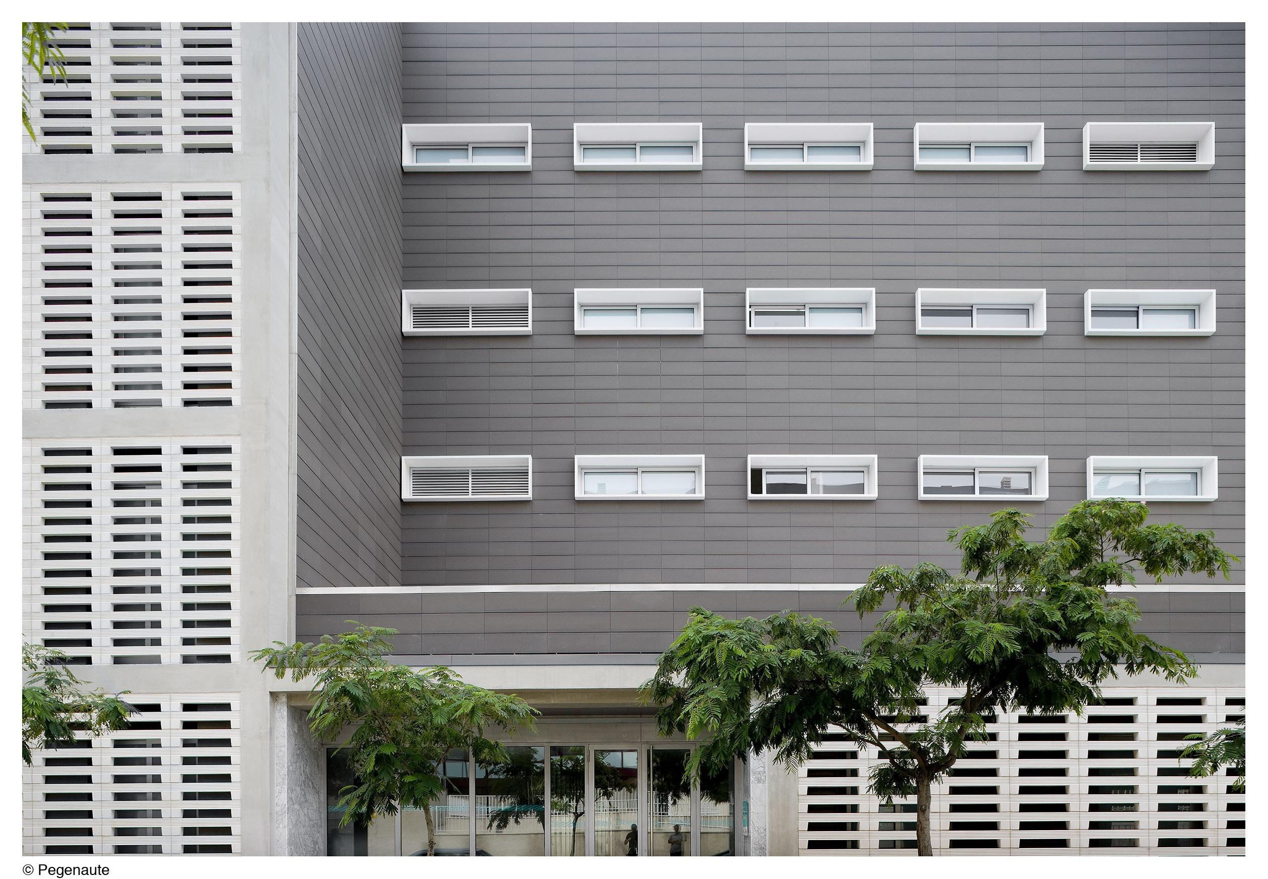 Centro de Salud Parque Goya