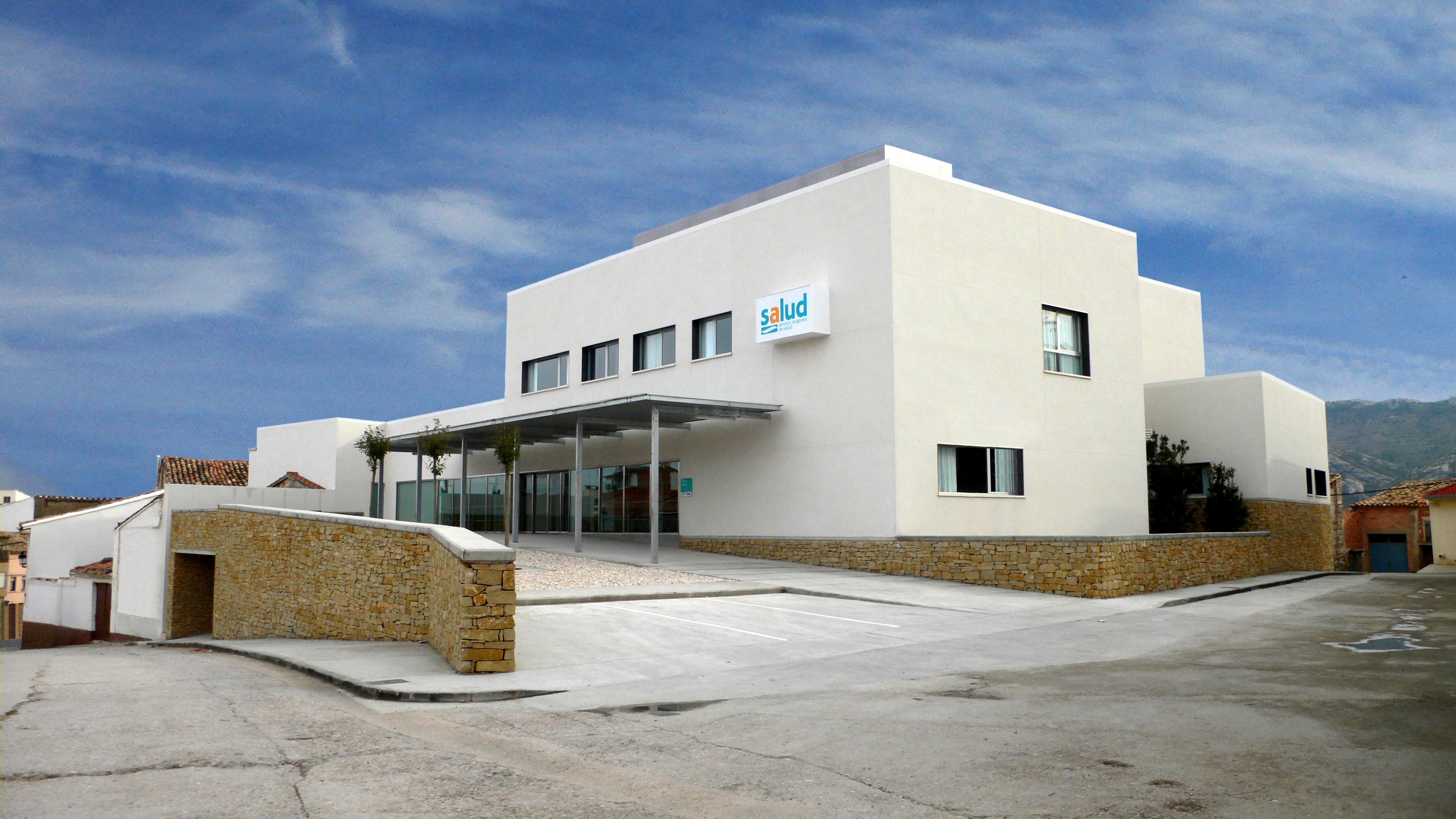 Centro de Salud, Calanda