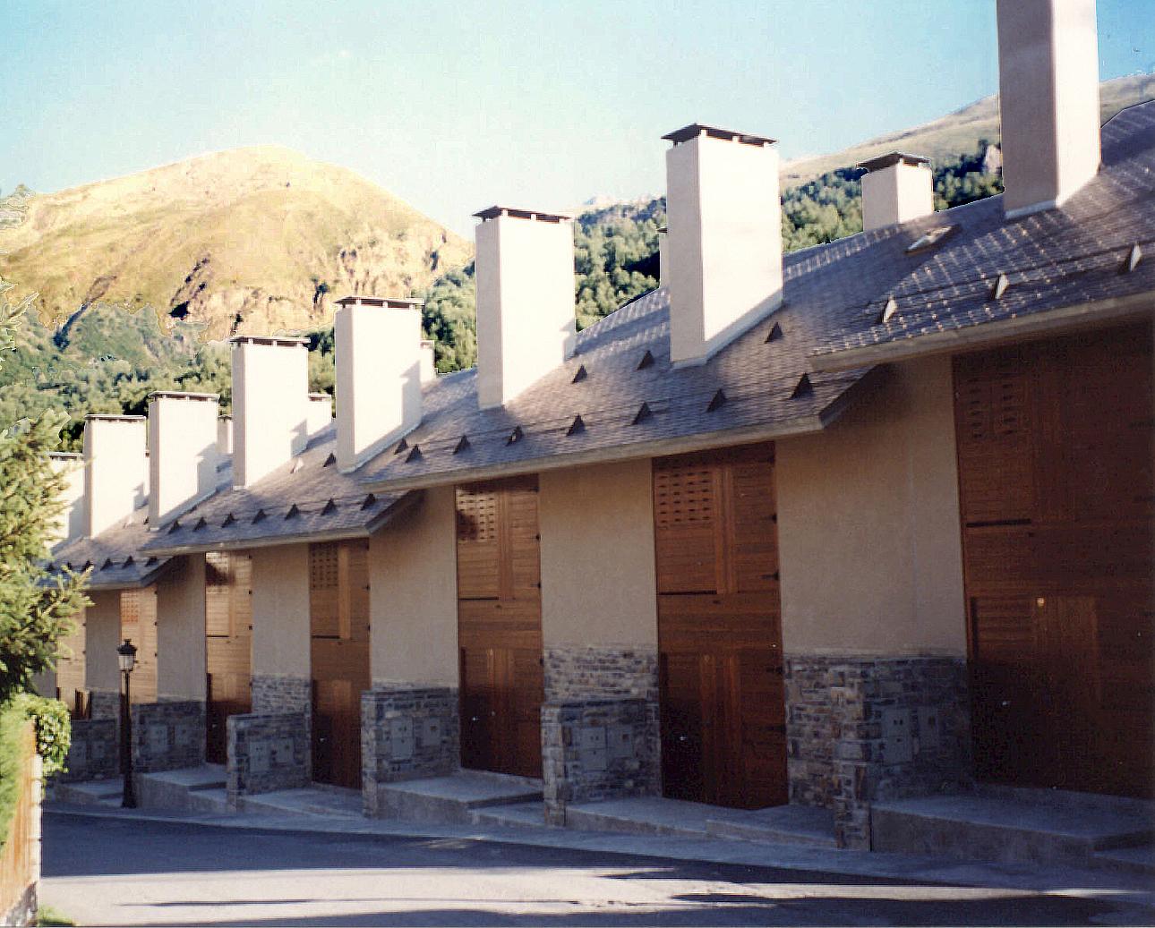 Viviendas en Panticosa, Huesca