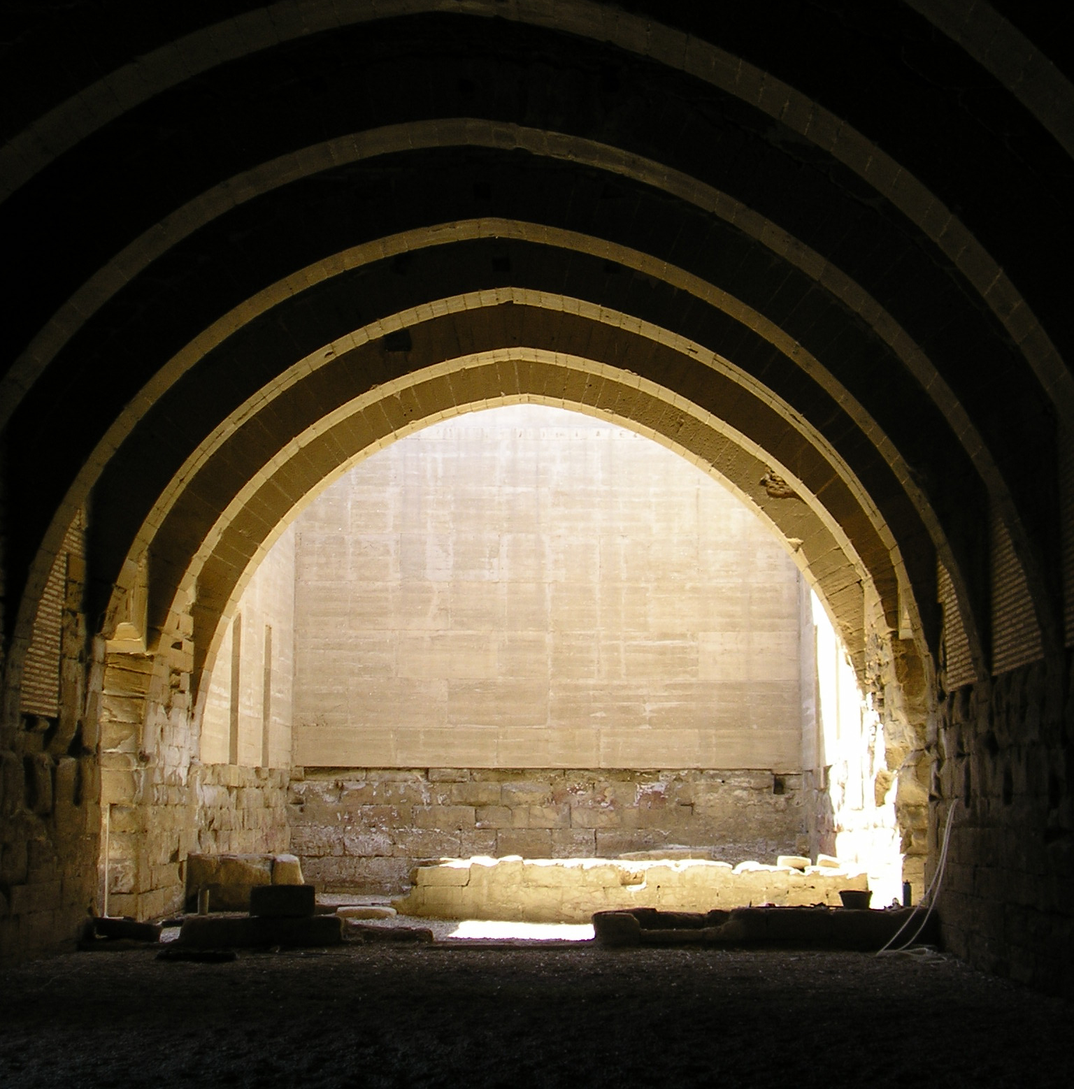 Monasterio de Sijena, Huesca
