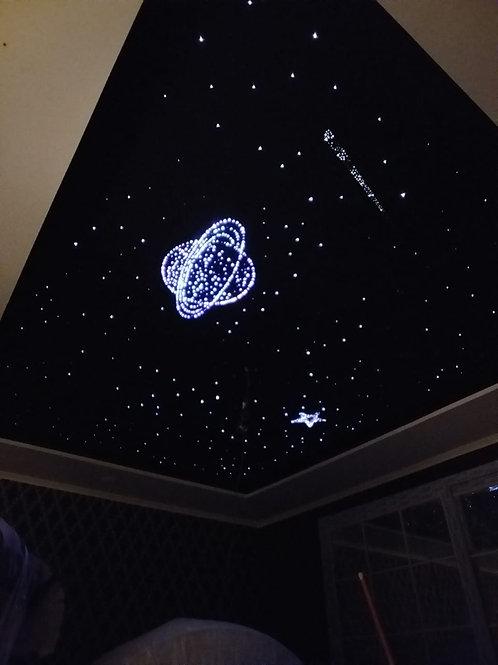 Fiber optics Star نجوم الفيبر اوبتكس