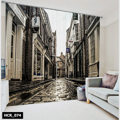 3D curtain 300cm*260cm