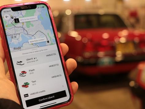 Uber跪低|優待Uber Taxi吸逾千的士司機加盟 Uber謀後路惹眾怒